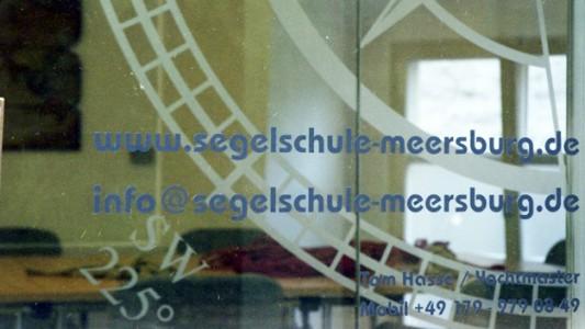 Segelschule Meersburg Haupteingang