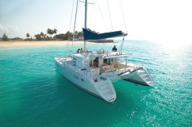 Katamaran segeln luxus  Segeltörn Karibik - Katamaransegeln im Winter!